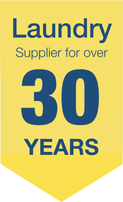 Laundry supplier for over 30 years