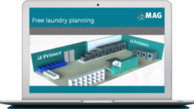 free laundry planning by MAG Laundry Equipment