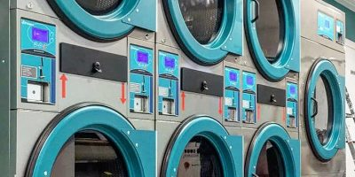 Coin Operated Dryers Gas Laundrette