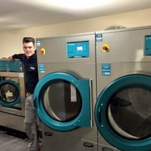 Primer Laundry Equipment - Commercial Washers