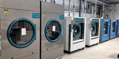 industrial laundry business machines