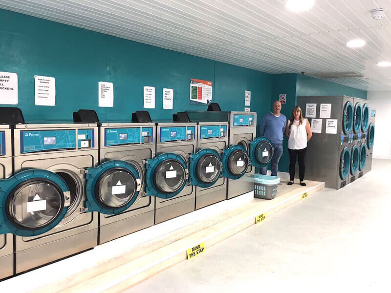 mag laundry laundrette-equipment-sector