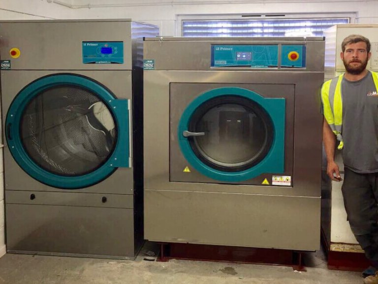 industrial washing machine uk price lease supplier