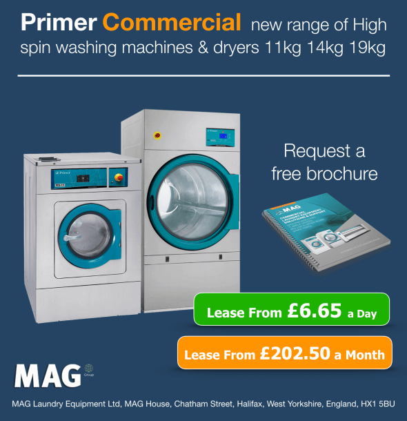 industrial washing machines lease prices uk supplier commercial