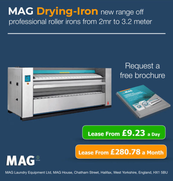 MAG Professional Roller Irons Rental