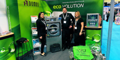 DOMUS Laundry Equipment Exhibition UK