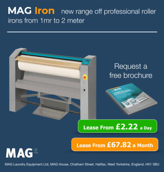 Lease Prices For Professional Roller Ironing Equipment