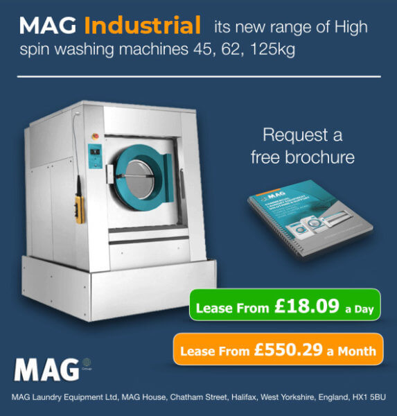 Leasing Laundry Equipment UK Price Hire Rent