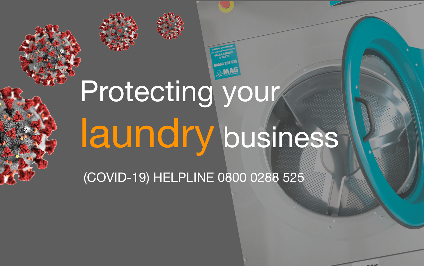 Covid Laundry Helpline