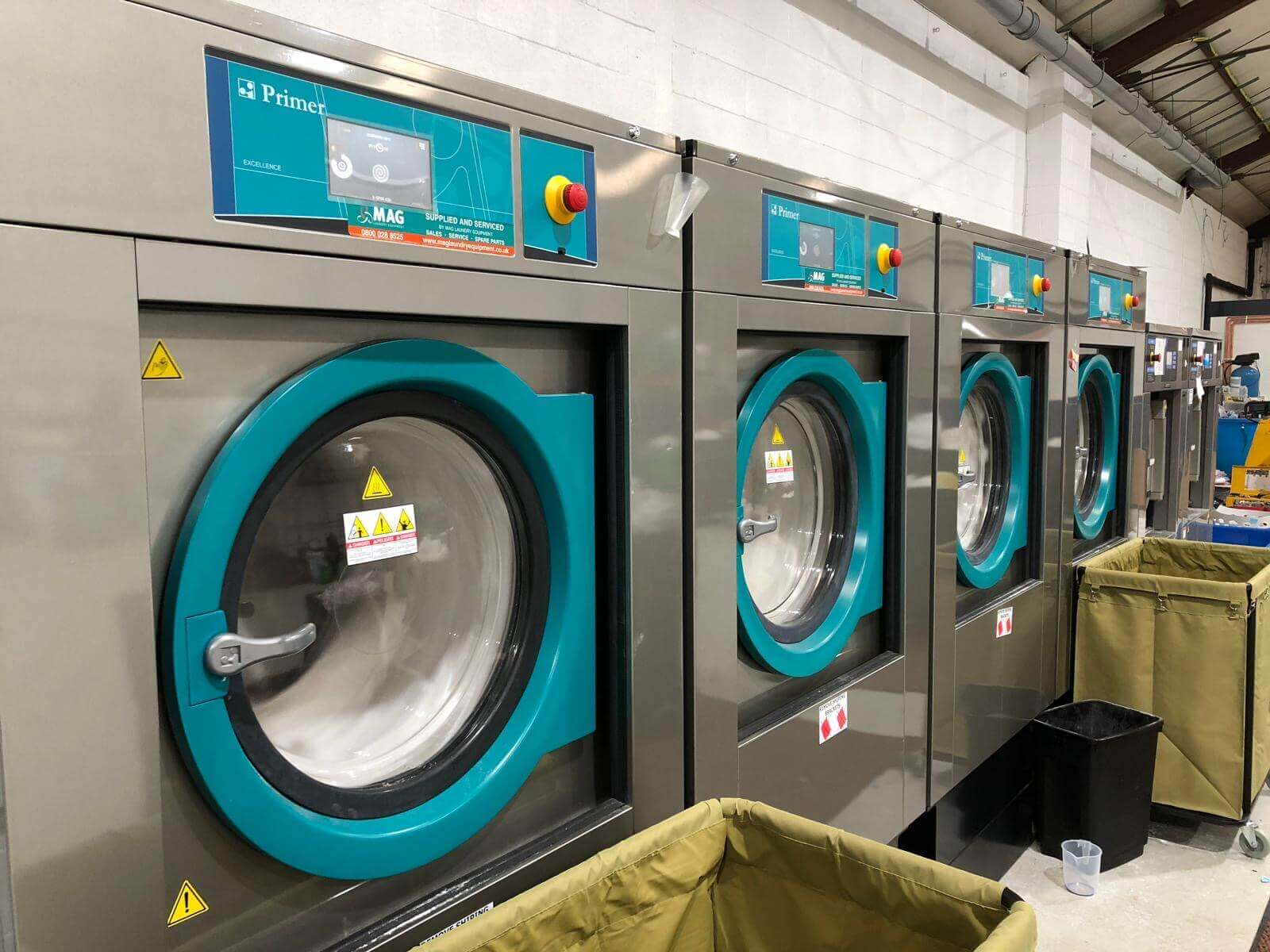 commercial laundrymachines r