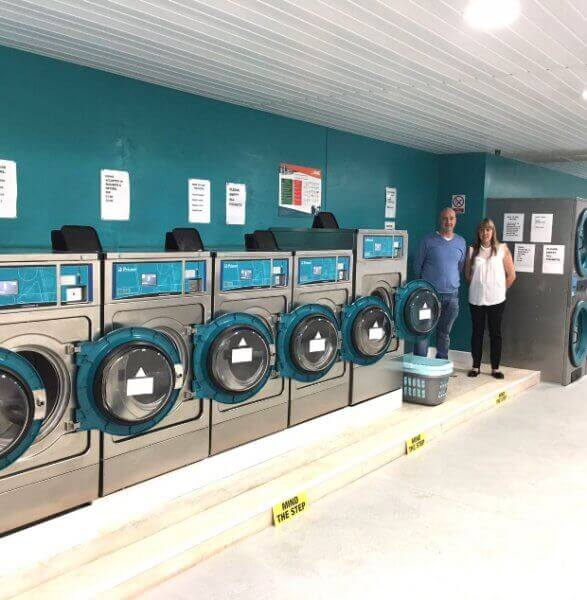 launderette equipment coin operated machines for sale